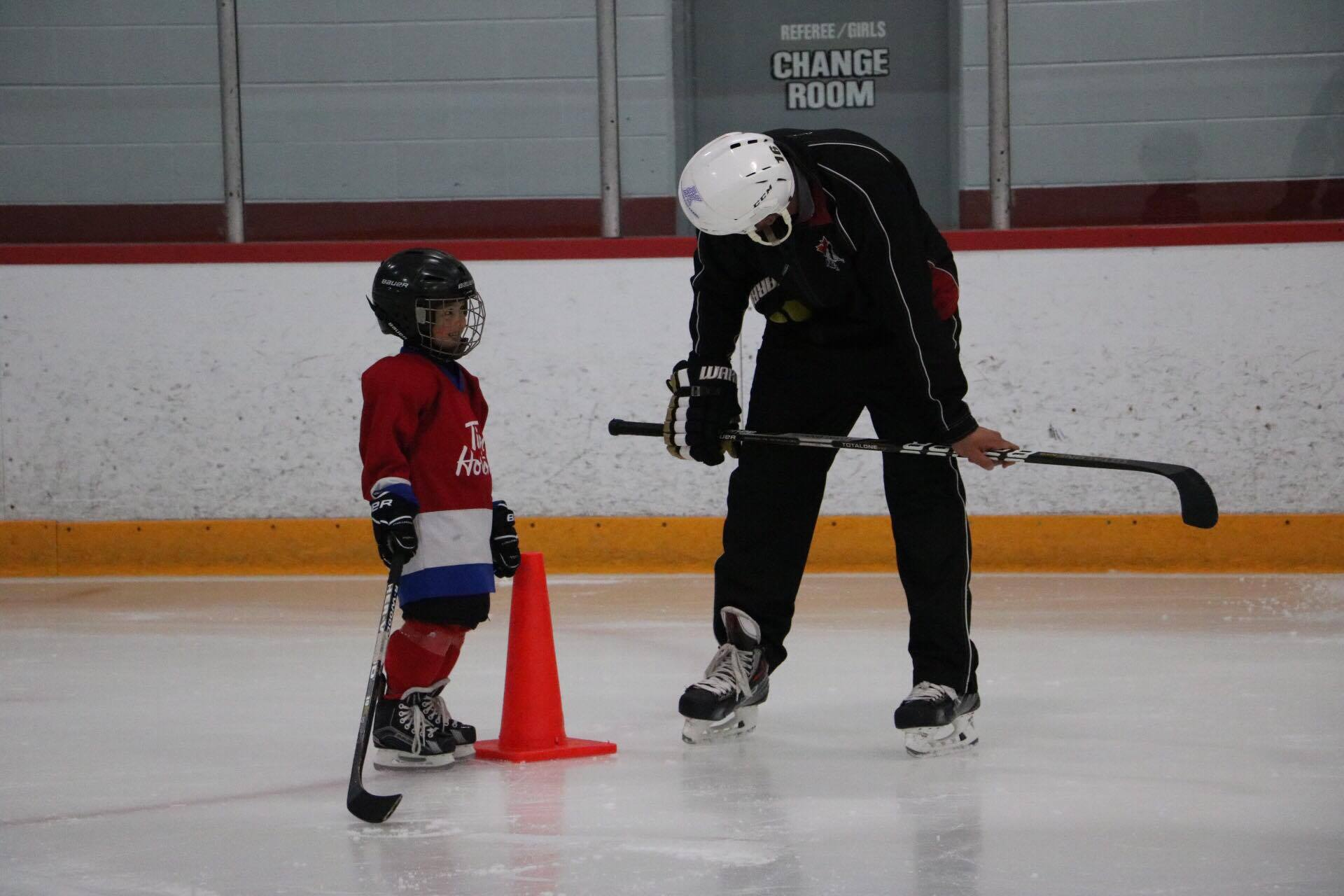 Hockey Camp Picture