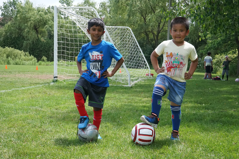 Soccer & Hockey