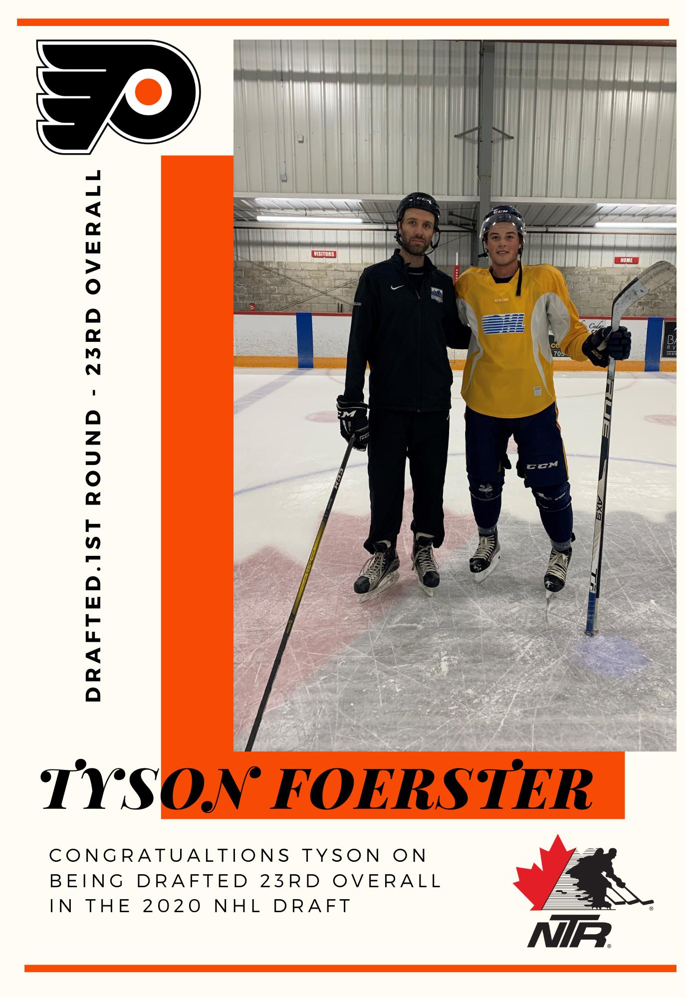 Tyson Foerster